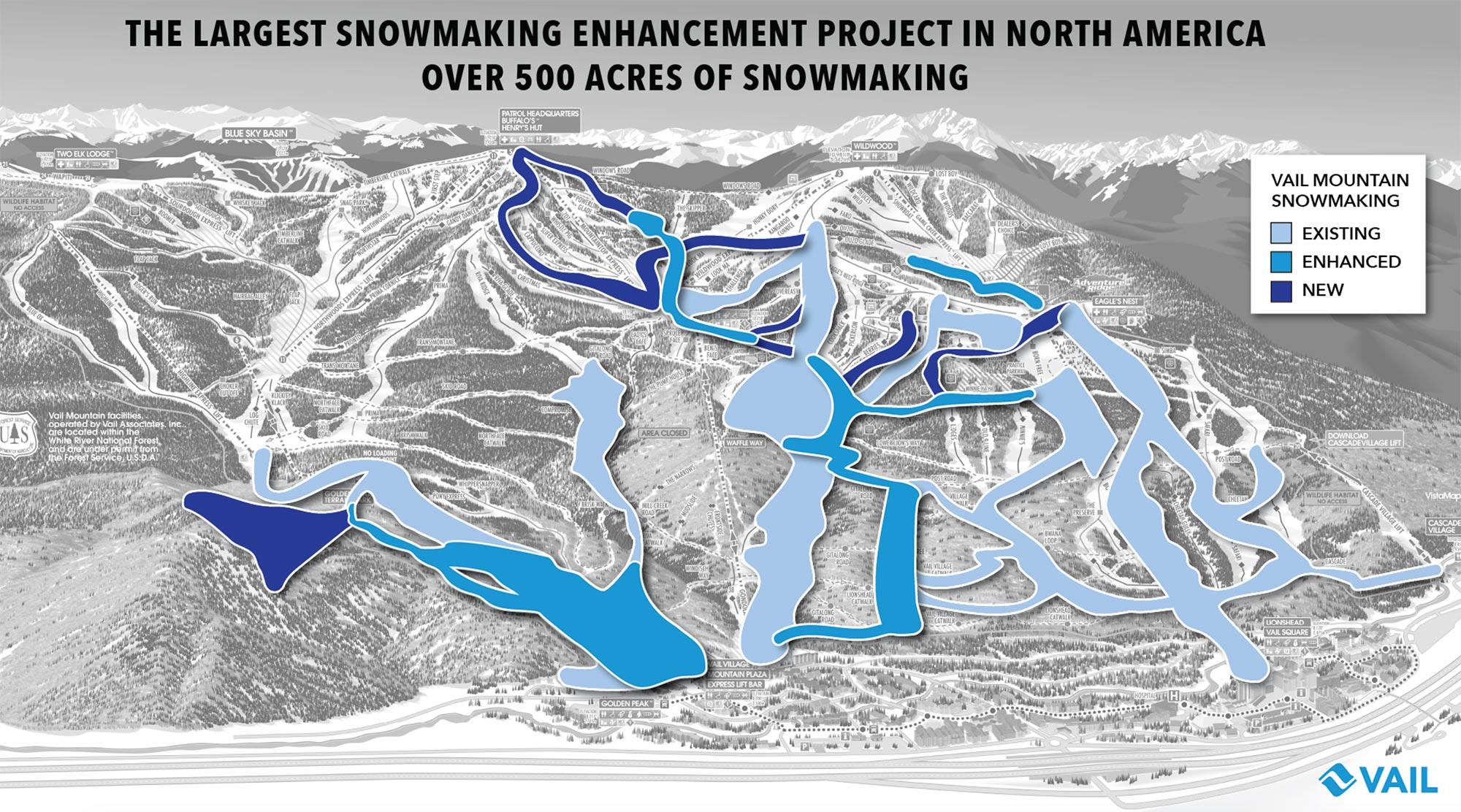 Vail Snowmaking